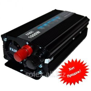 Инвертор UKC SSK 1000W + USB (Black Series)